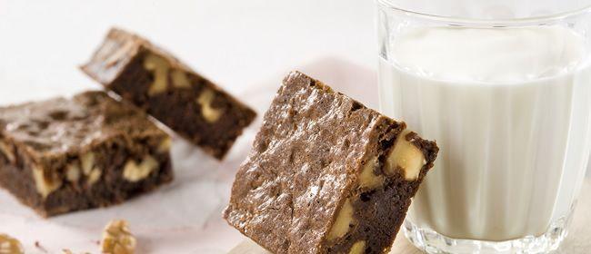 Chocolates Águila: Brownies