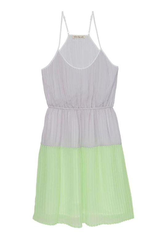 Colorblock Dress | Roe Wolfe