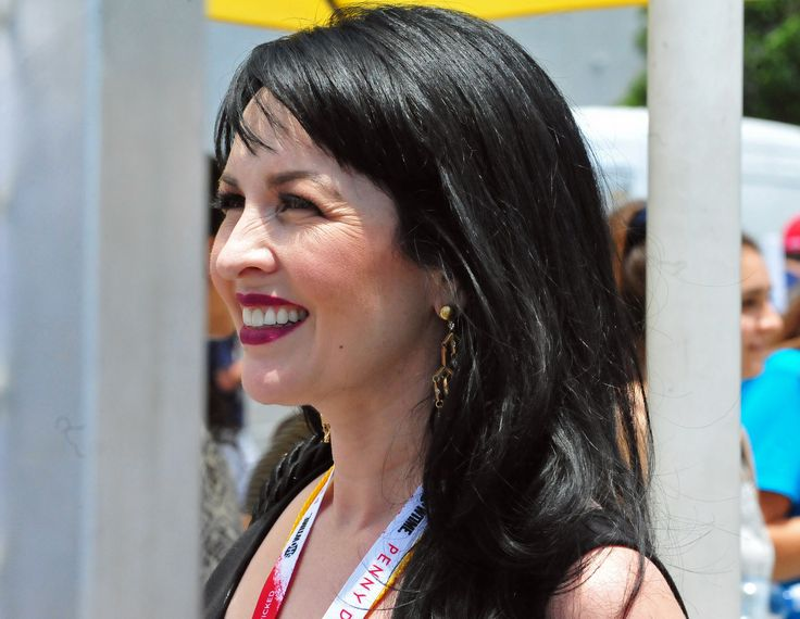 https://flic.kr/p/vaD1nX | Actress Grey Griffin DeLisle promoting Scooby-Doo and…