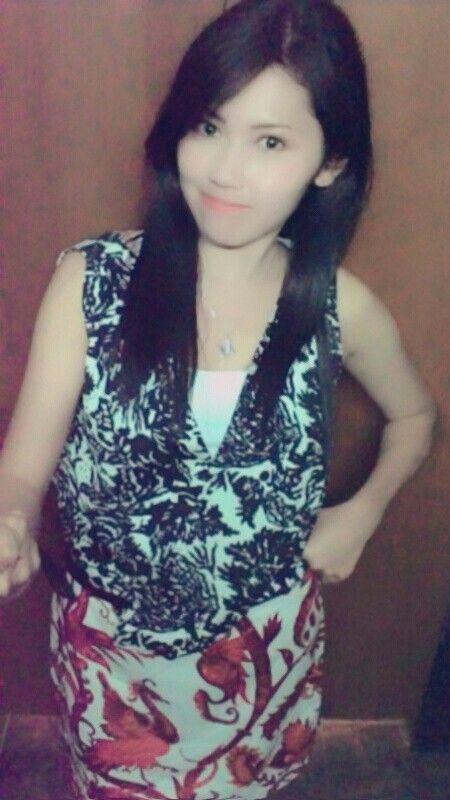 My New Dress at Bandung