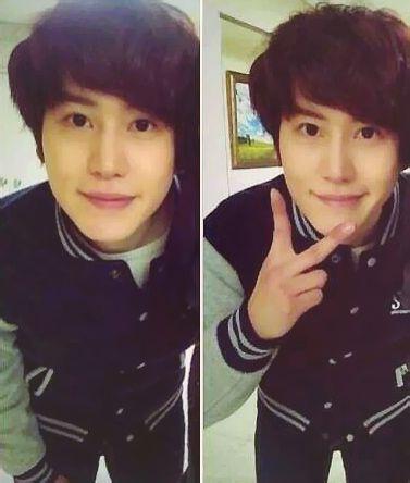 #kyuhyun kyu #chokyuhyun #superjunior cute<3