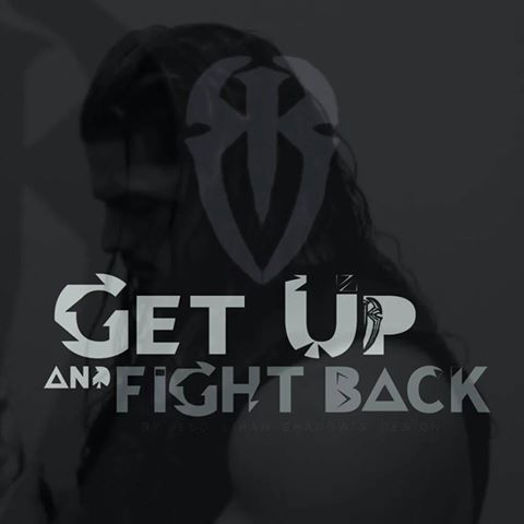 Roman reigns awesome gets up to fight back you can believe that my favorite WWE hero