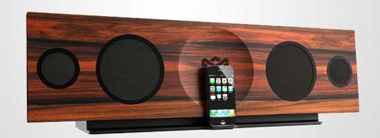House of Marley One Foundation Speaker with AirPlay