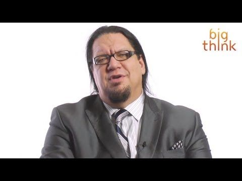 According to atheist magician Penn Jillette, the most important thing is to feel about things you should feel about -- and think about things you should thin...