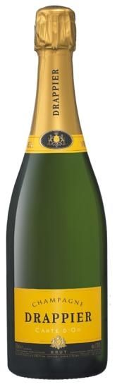 Champagne Drappier Carte d'Or brut