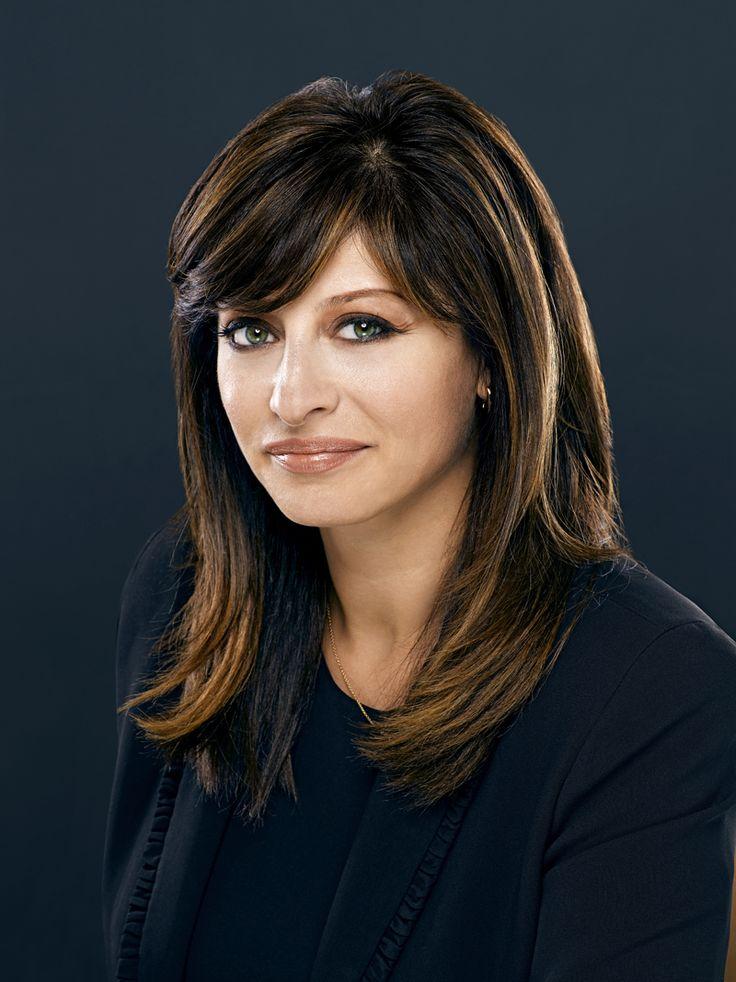Ex-CNBC Anchor Maria Bartiromo