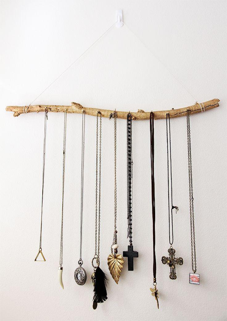 Jewelry Display Branch