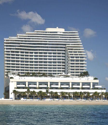 The resort-THE RITZ-CARLTON, FORT LAUDERDALE  1 North Fort Lauderdale Beach Boulevard, Fort Lauderdale, Florida 33304 United States