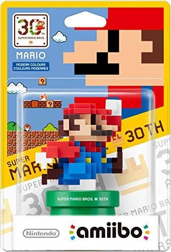 Amiibo Super Mario Bros. 30th Anniversary: Mario Modern Colours