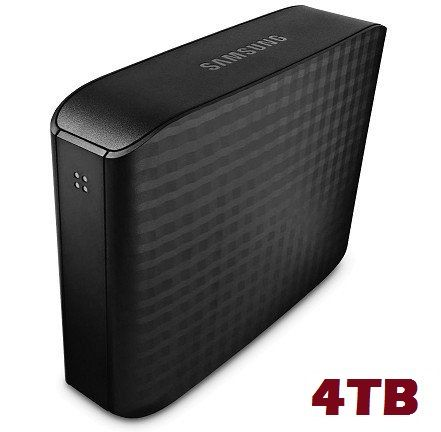 "Hyperspin +150 Systems 4TB External HDD 3.5 "" USB 3.0"