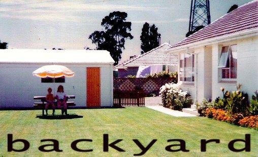 Backyard Denim history...  1978