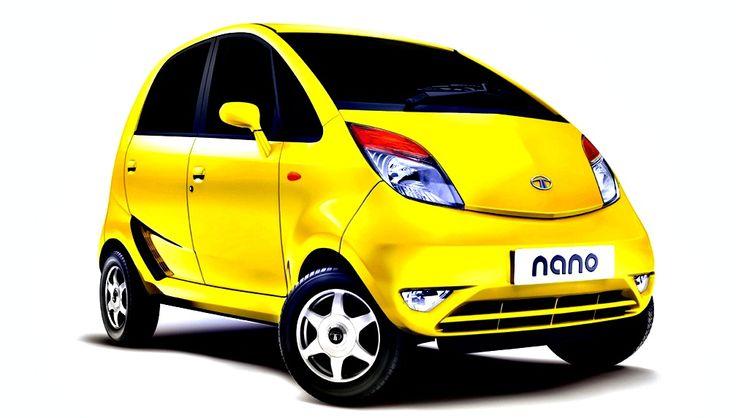 """Stiati ca cea mai ieftina masina din lume se numeste """"Tata Nano"""" si este fabricata in India?"""