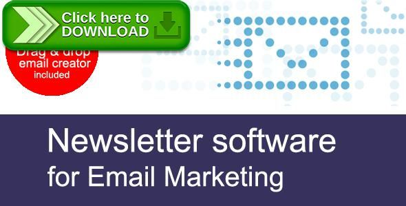 [ThemeForest]Free nulled download Newsletter software for email marketing from http://zippyfile.download/f.php?id=49805 Tags: ecommerce, bounce, bulk email, bulk mailer, campaign, campaign email, campaign monitor, email, mail, mailchimp, mailer, mailpoet, marketing, newsletter, newsletter email, templates