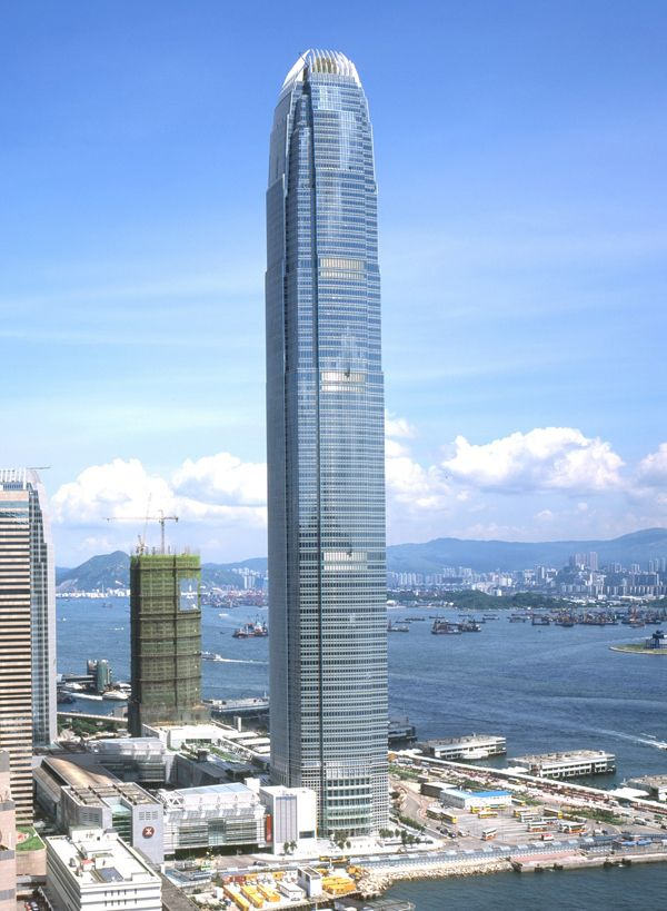 Two International Finance Centre – 416 m