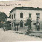 toscana quarrata pistoia palazzi regie poste formato piccolo anni 50-(di fianco al municipio)