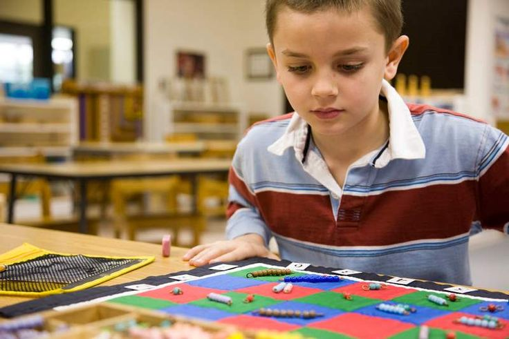 Article describing how the Montessori environment achieves student engagement.