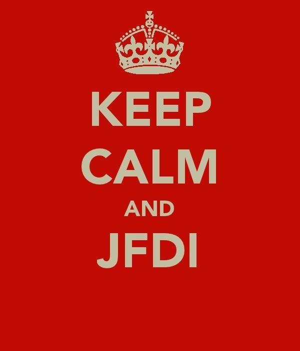 JFDI!