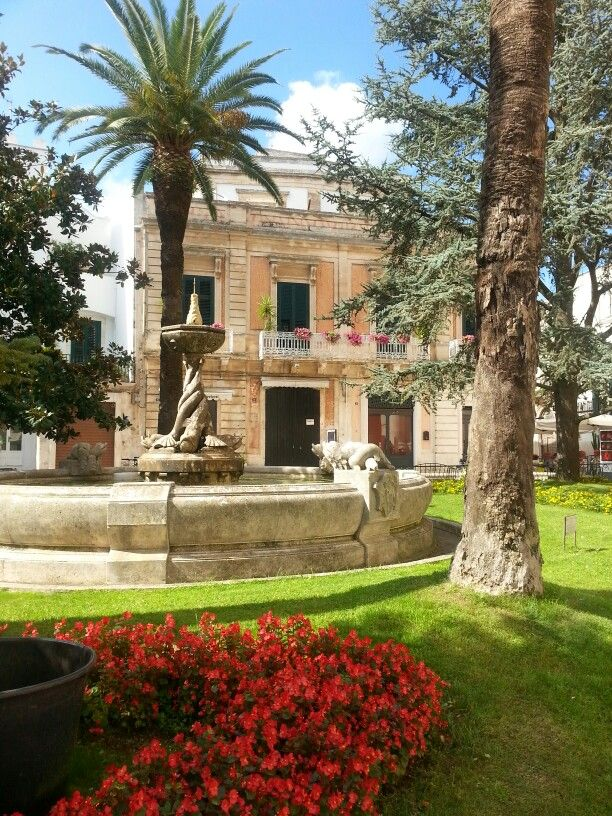 #beautiful #ancient #city #Puglia #Italy