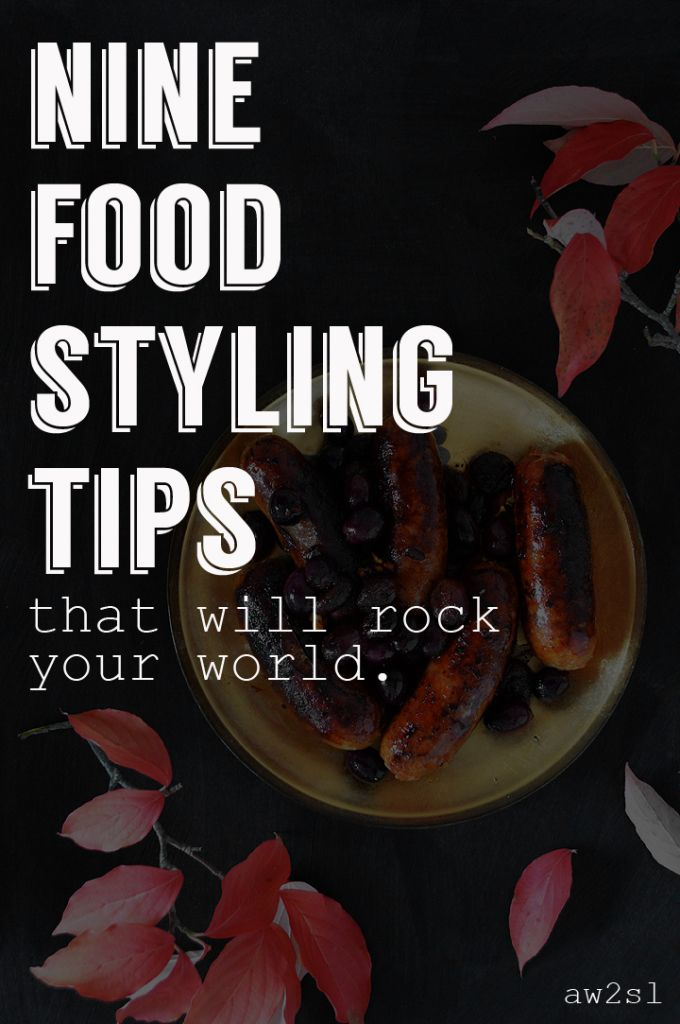 Good to know before the next food blog post.  #foodstyling #bloggingtips #foodphotography