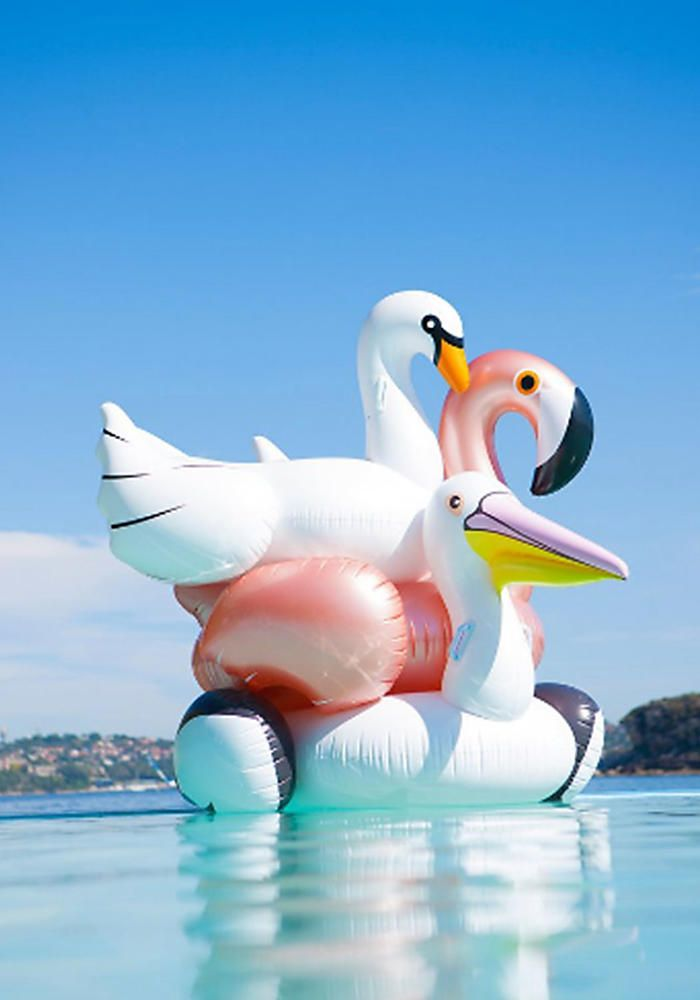 SunnyLife Luxe Pelican Pool Float - Home - Accessories