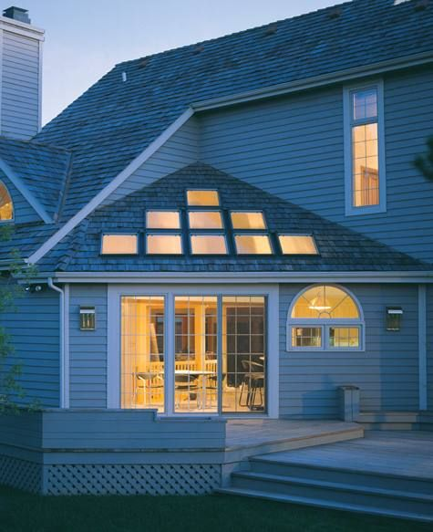 VELUX Skylights: A Collection Of Ideas To Try About
