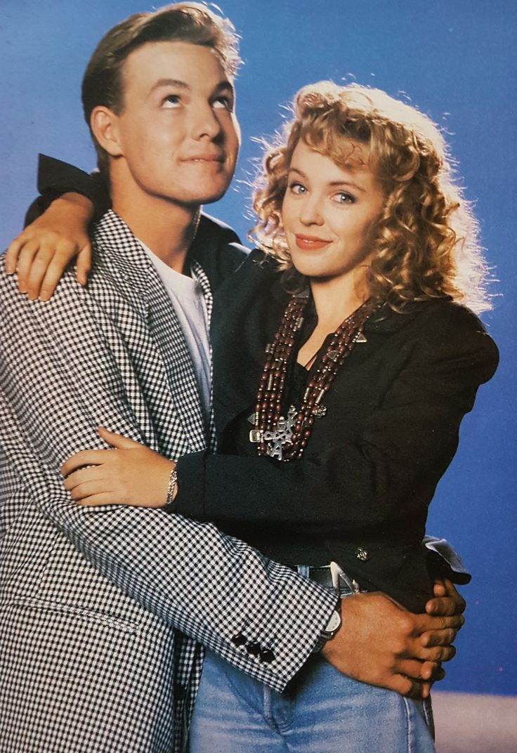 Kylie Minogue Jason Donovan Especially for you 1988