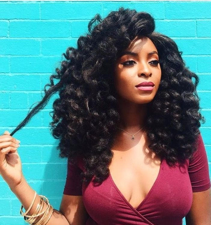 Most Inspiring Natural Hairstyles for Short Hair in 2017
