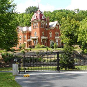 Schenck Mansion Bed and Breakfast, Vevay, Indiana Schenck Mansion Bed and Breakfast, Vevay, Indiana