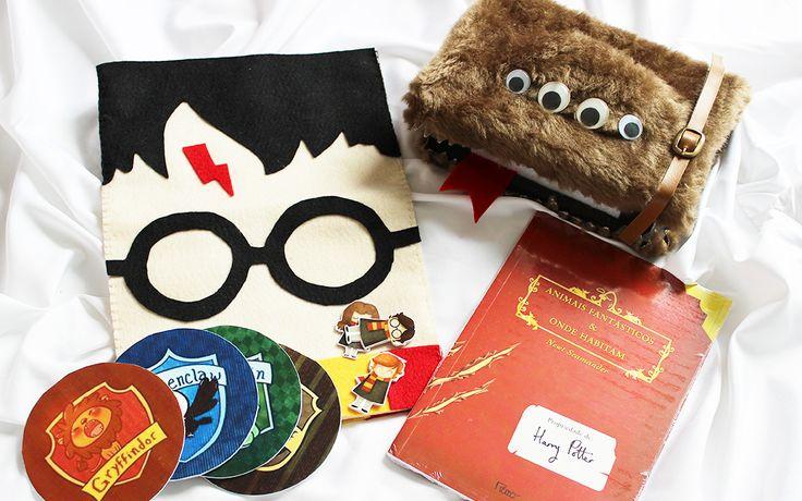 {Sorteio} Fofurices de Harry Potter
