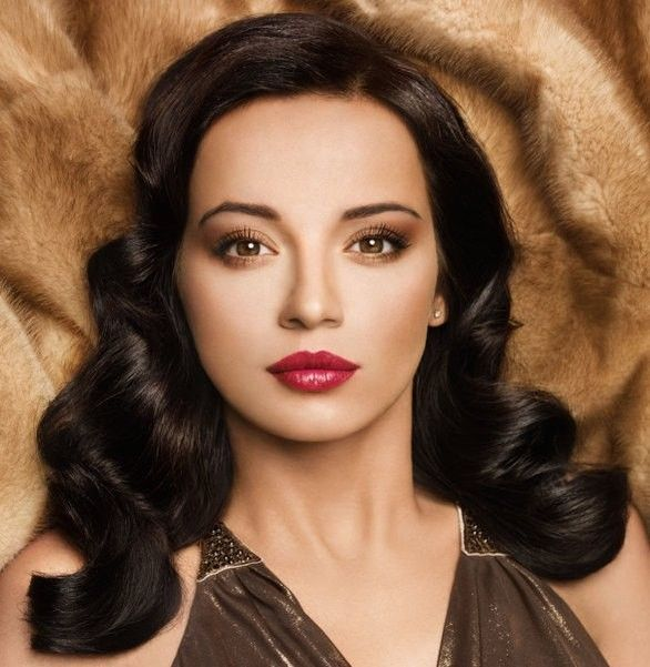 Anna Przybylska, a Polish actress and model (December 26.1978 - October 05.2014)    #Poland #Polish_women #Polish_actresses