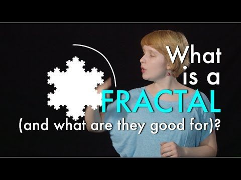 What Is A Fractal (and what are they good for)? - YouTube