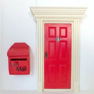 Everyone loves getting letters in the mail... fairies are no exception. These special 'lil Fairy Mailboxes are the perfect size for fairy mail.