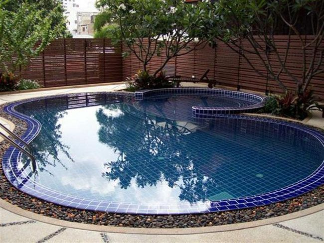 214 best SWIMMING POOL IDEAS images on Pinterest | Small pools ...