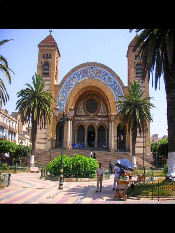 la bibliothèque d'Oran - algérie -