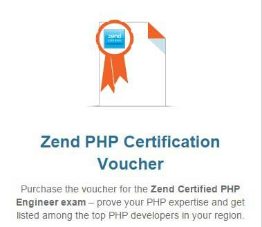 Save 10% Discount Test Prep for the PHP Certification Exam Coupon and Promo Codes   Annually Subscription Price: $449.10, Save $50.00,Save 10% Discount Zend Test Prep for the PHP Certification ExamCoupon and Promo Codes. Apply the coupon code at your checkout! It is your option to click the abovelink, after that the page will automatically turn to the right site where you can find the right product and then you can get it atmore cheaper price with Coupon Code.