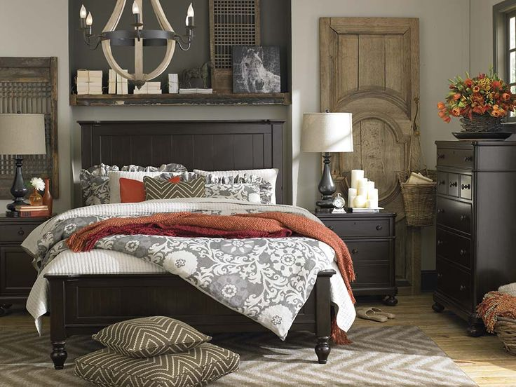 Perfect Panel Bed By Bassett Furniture