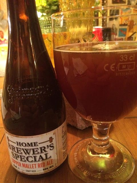 Saimaan Home Brewer's Special Copper Mallet Red Ale