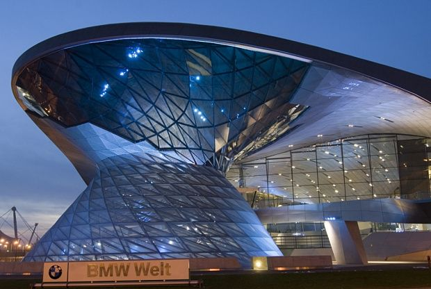 Centro Bmw Leipzig Zaha Hadid Zaha Hadid Grande Unica Imprescindible Pinterest Search