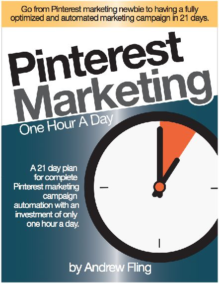 Pinterest Marketing :: 21-Day Plan for Marketing Campaign Automation - FREE book #pinterestbusiness