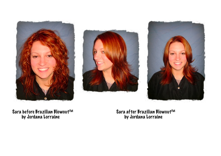 Brazilian Blowout by Jordana Lorraine