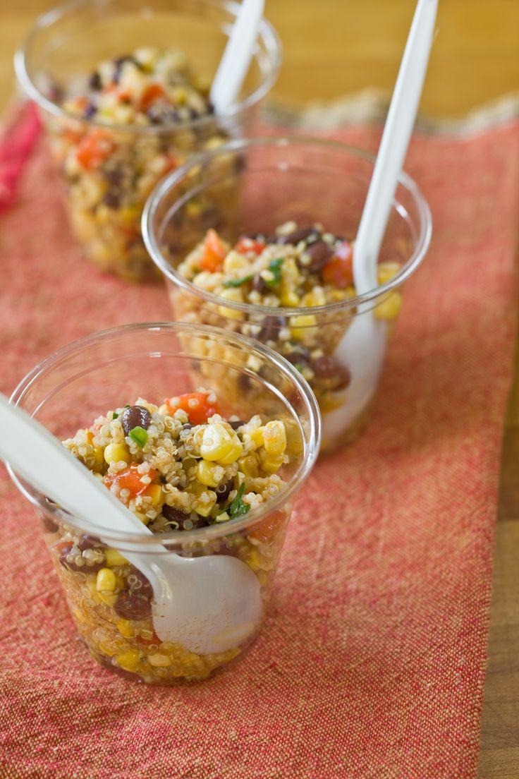 Southwestern Quinoa Salad w/ Cilantro-LimeVinaigrette