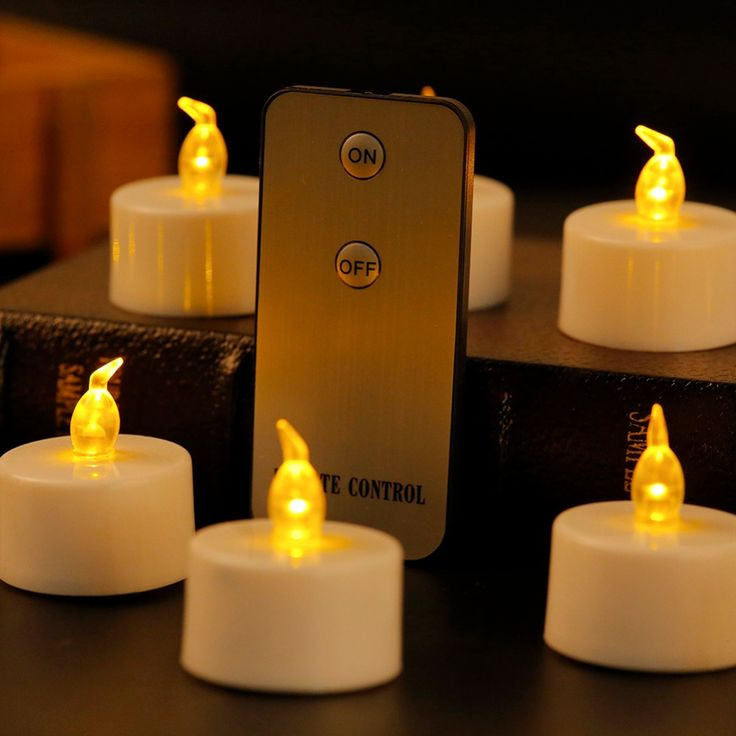 How to Discount 3 Original Price US $9.99 Pack of 6 Amber White velas led With Remote Control  Flameless kaarsen Battery candele Tea Light LED Candle Light For Christmas the planet using just your blog #Candles#Holders