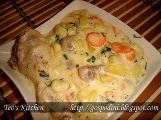 Tocăniţă rustică - Retete culinare by Teo's Kitchen