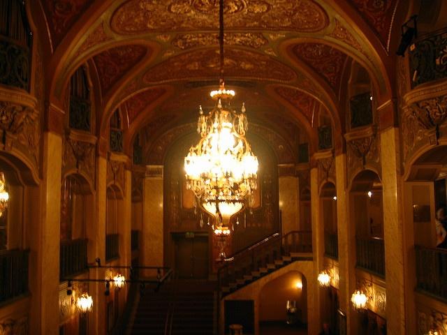 Paramount Theatre Lobby, Seattle