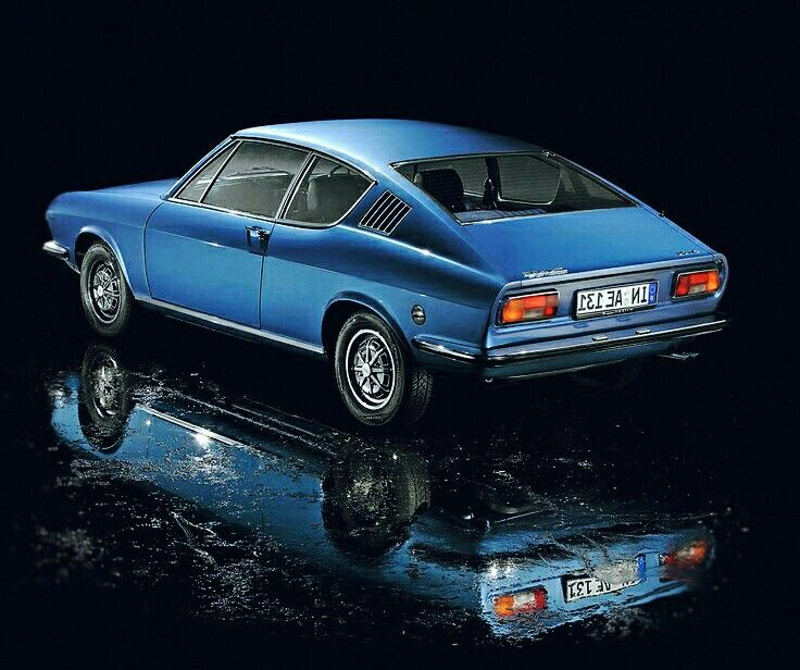Audi Coupe 100 S German Pinterest Vw And Cars