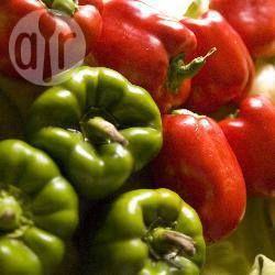 Leczo wegetariańskie @ allrecipes.pl