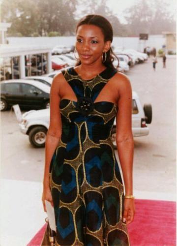 Genevieve Nnaji african clothing | African Prints ...