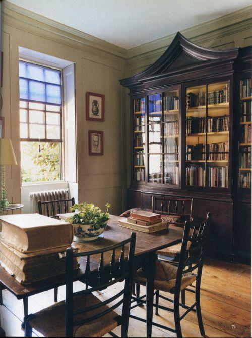 Marianna Kennedys Spitalfields Home And Studio The World Of Interiors February Photo