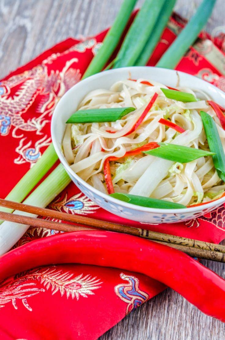 Andreea's Chinesefood blog: Tăiței chinezești cu varză