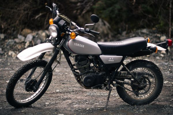 #yamaha xt 250 1981 #motorcycles